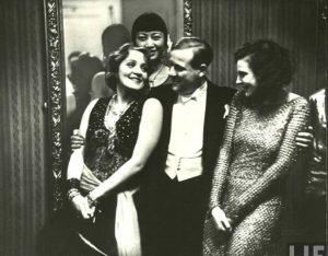 Leni Reifenstahl e Marlene Dietrich