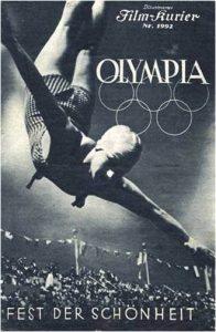 Olympia 1936 manifesto
