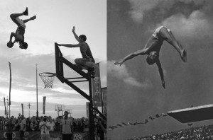 Leni Reifenstahl Roberto Furlani fotografia sportiva