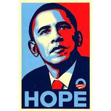 Shepard Ferrey Obama