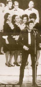 Lorenzo Pilat a Sanremo