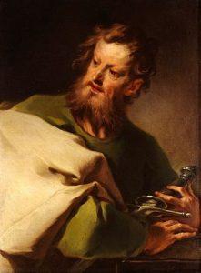 Nicola Grassi. San Paolo Apostolo