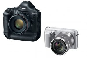 Diverse Visioni (Canon 1DX e Sony NEX3)