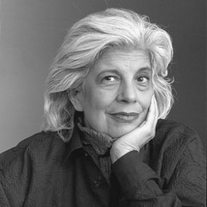 Susan Sontag Barnes & Noble Authors 99: 602W-045-014Manhattan, New York, USA 1999