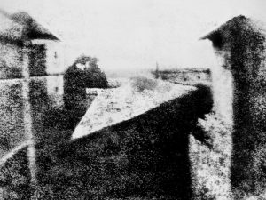 Joseph Nicéphore Niépce - la prima fotografia