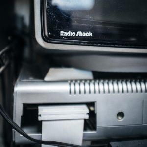 Radio Shack Computer - Computer Graphics