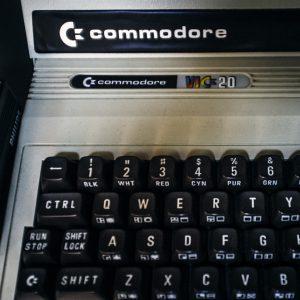 Commodore VIC20 - Computer Art