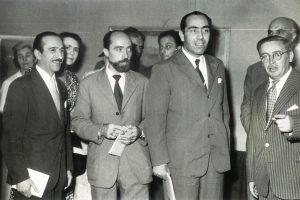 Tristano Alberti - Quadriennale Romana 1952