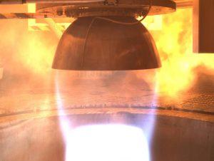 Progetto Morpheus - motore a metano liquido