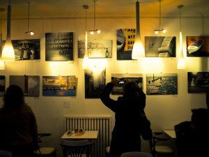 Franco Bulli - mostra fotografica dotART all'Aqvedotto Caffè Galleria