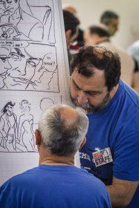 Fumetti per Gioco 2011 - Accademia di Fumetto