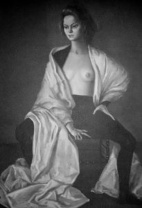 Leonor Fini Ritratto di Alida Valli 1948