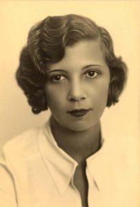 Leonor Fini by Wanda Wulz, 1928