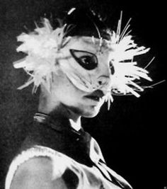 Margot Fonteyn as Agatha in a 1948 production of Les Demoiselles de la nuit