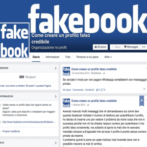 Facebook - Fakebook