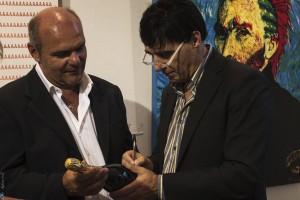 Vini Casolari - Roberto Casolari con Giorgio Grasso