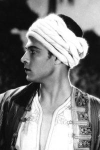 Rodolfo Valentino - Il figlio dello Sceicco