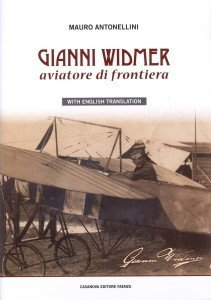 Libro su Gianni Widmer
