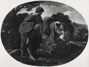 Lanfranco - Giuda e Tamar (1620-30)