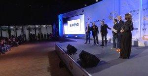 EXPO Cuffie d'Oro