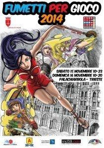 Giulio Riosa - Fumetti per Gioco 2014