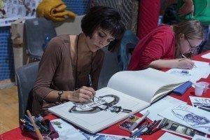 Elisa Gandolfo - Fumetti per Gioco 2014