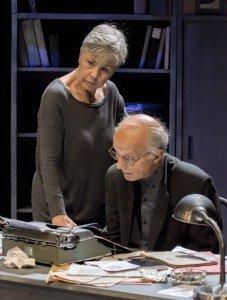 Ottavia Piccolo e Silvano Piccardi