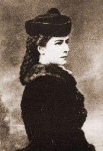 L'imperatrice Elisabetta d'Austria