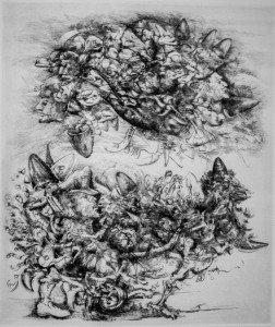 Avanguardia puntasecca 1982 - Scarpati