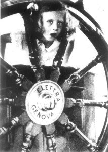 ettra Marconi a bordo della nave Elettra 1936